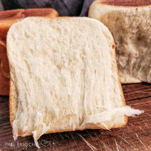 Pane di Hokkaido con licoli