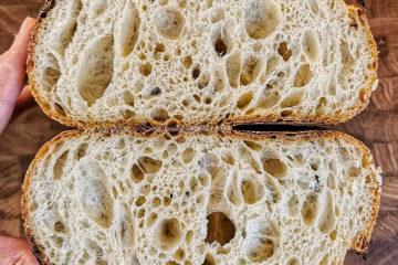 Pane con lievito madre, non chiamatela ricetta