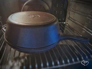 Pane in pentola, tecnica di cottura